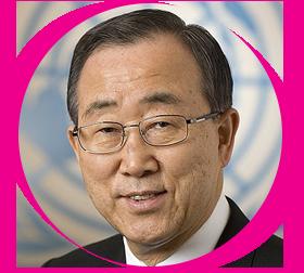 Monsieur Ban Ki Moon
