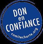 Logo charte comite don